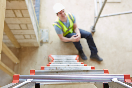 Ladder Fall Compensation
