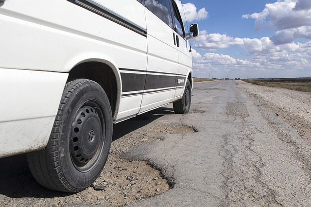 Pothole Trip & Fall Compensation Claims