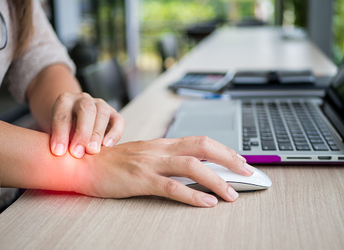 compensation for repetitive strain injury