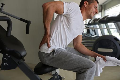 gym injury compensation