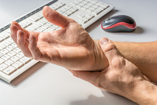 carpal tunnel claims