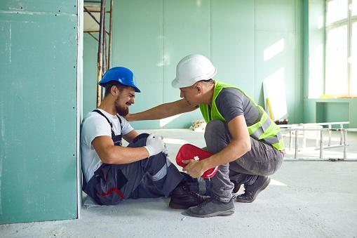 Construction Building Site Accident Compensation
