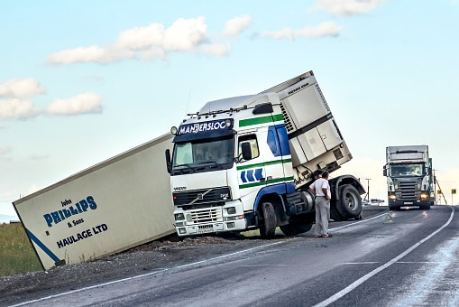 Lorry Accident Compensation